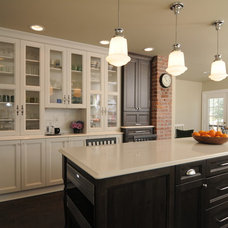 Traditional Kitchen by REIER Construction