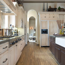Traditional Kitchen by Cabinet Encounters