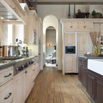 Traditonal Kitchens