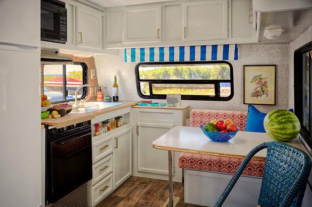 Amato 12 Idee Arredo per il Restyling di Caravan o Roulotte JD98