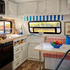 Eclectic Kitchen by Bridget McMullin, ASID, CID, CAPS