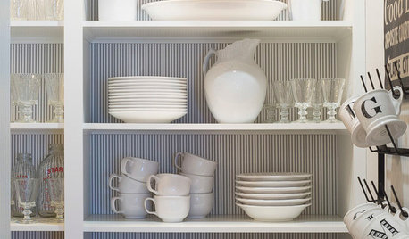 使いやすい食器棚の収納法、活用できる食器の持ち方を知ろう
