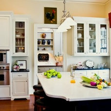Traditional Kitchen by Trinity Mercantile & Design