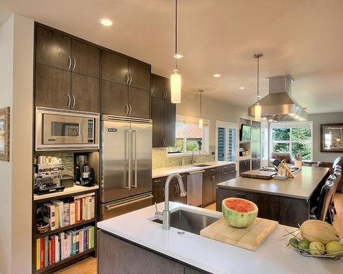 7,260 coffee bar Kitchen Design Photos