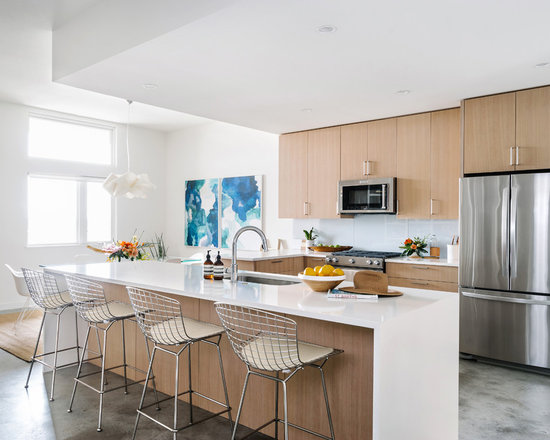 our 50 best beach style kitchen with light wood cabinets ideas