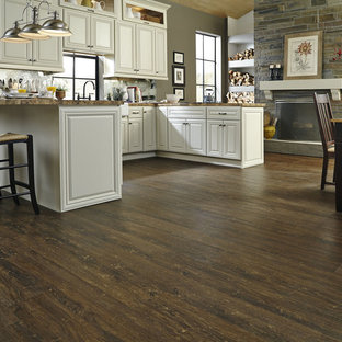 Tranquility Clear Lake Chestnut Vinyl Wood Plank