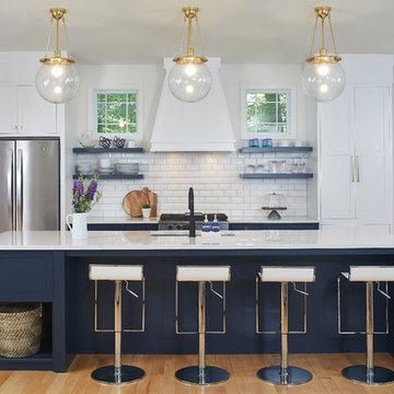 Tranquility Cottage Kitchen