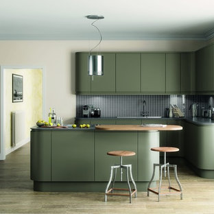 Transform your kitchen by replacing your doors