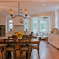 Traditional Kitchen by Titus Built, LLC