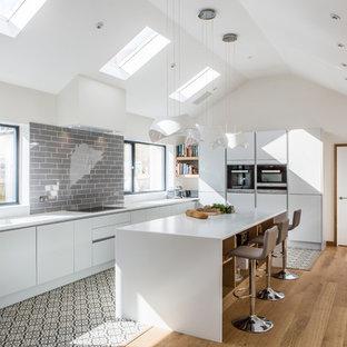 Moderne Kuchen In Oxfordshire Ideen Design Bilder Houzz