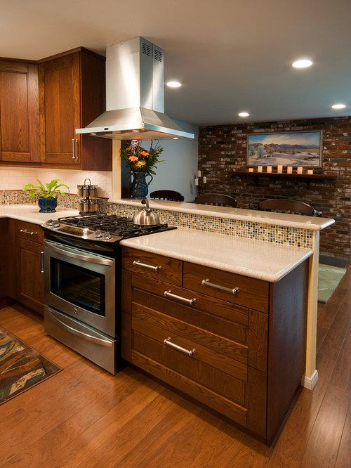 San diego eat in kitchen design ideas renovations - Kitchen sinks san diego ...
