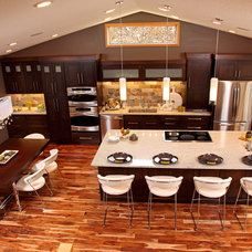 Contemporary Kitchen by Fusion Designed