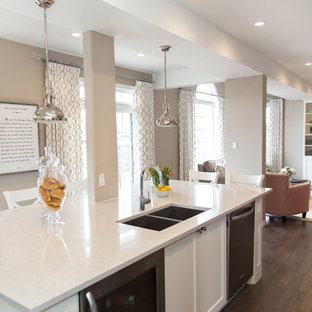 Transitional Brooklin Kitchen