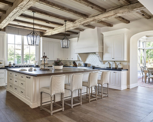 Mediterranean kitchen design ideas remodel pictures houzz for Kitchen remodel pics