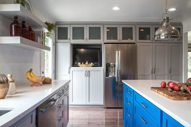Spectacular Modern Kitchen by Joy Street Design
