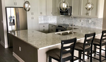 Transitional Condo Kitchen Remodel