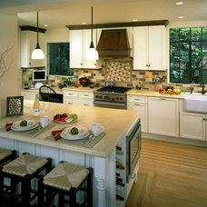 Mediterranean Kitchen by Douglah Designs