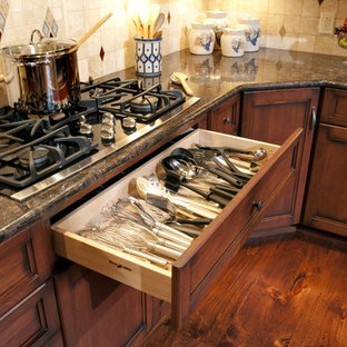 Drawers Under Cooktop | Houzz