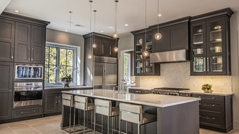 Transitional Elegance- Custom Home