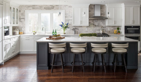 white kitchens - Houzz Photos Kitchen