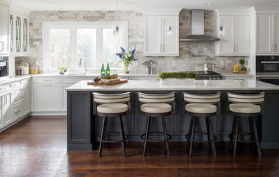White Cabinets Remain at the Top of Kitchen Wish Lists