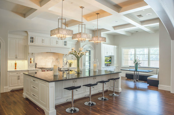 Transitional Kitchen by Platinum Series by Mark Molthan