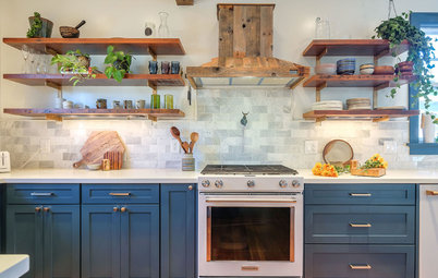 Charming Kitchen Emerges From a Dilapidated Portland Home
