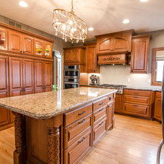 Becker building remodeling inc new brighton mn us 55112 - Kitchens by design new brighton mn ...