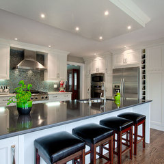 contemporary kitchen by Kitchen Designers Plus