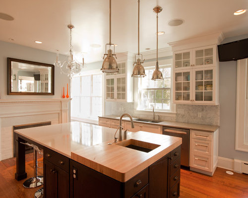 Glam Kitchen Home Design Ideas, Pictures, Remodel and Decor