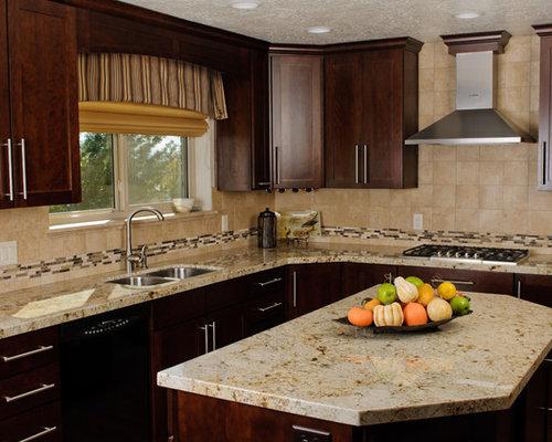 Utah kitchen design ideas renovations photos with for Kitchen design utah