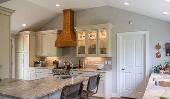 Transitional Kitchen & Bath Remodel