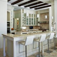 beach house guest kitchen