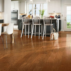 American Scrape Hardwood - Cherry - Autumn Apple - This stunning hardwood collection is inspired by the beauty of the American landscape.
