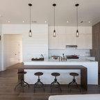 Mesa Residence Contemporary Kitchen Santa Barbara