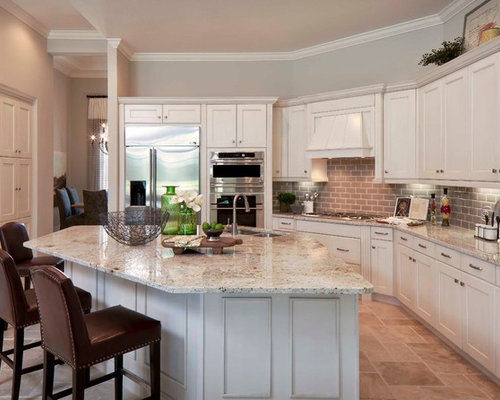 Crema Europa For Kitchen Countertops
