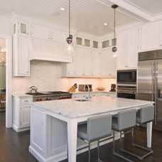 Transitional Kitchen by Benco Construction