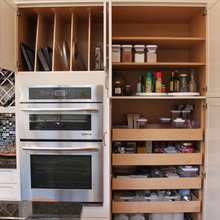 Convenience perks from Cabinets & Designs