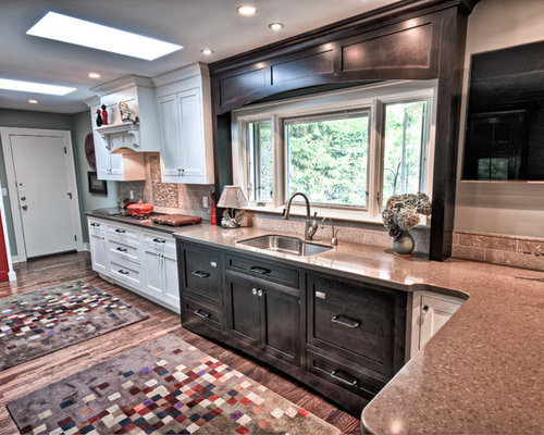 Greater Cleveland Transitional Kitchen