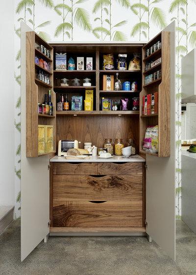 Trend Mini-Küche: Die besten Tipps zum Einrichten kleiner Küchen | {Miniküche einrichten 5}