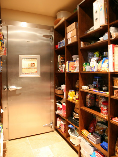 Walk In Refrigerator Ideas, Pictures, Remodel and Decor