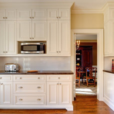 Contemporary Kitchen by Davisville Kitchens