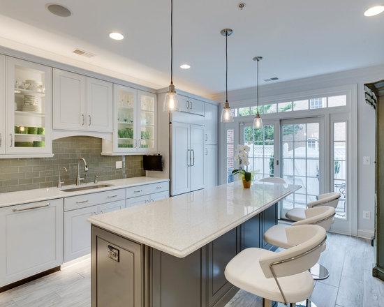 High Quality Transitional Kitchen Design Alexandria, VA By Reico Kitchen U0026 Bath Part 23