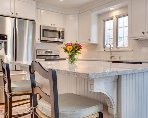 Transitional Kitchen Design Alexandria VA