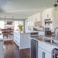Awesome Transitional Kitchen Design   Auburn Hills