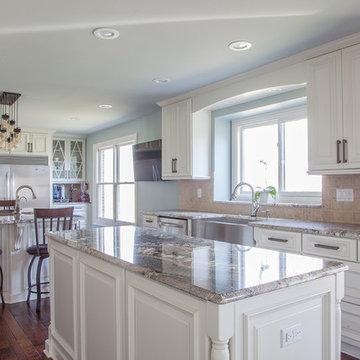 Transitional Kitchen Design - Auburn Hills