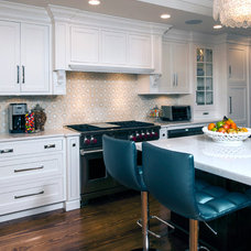 Transitional Kitchen by Classic Kitchen and Bath