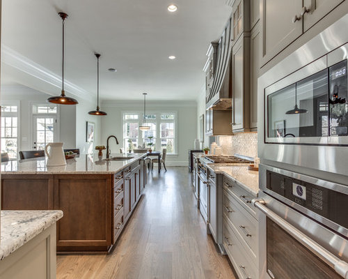 Transitional Kitchen Design McLean, VA by Reico Kitchen & Bath