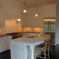Eclectic Kitchen by Eddie Rider Designs