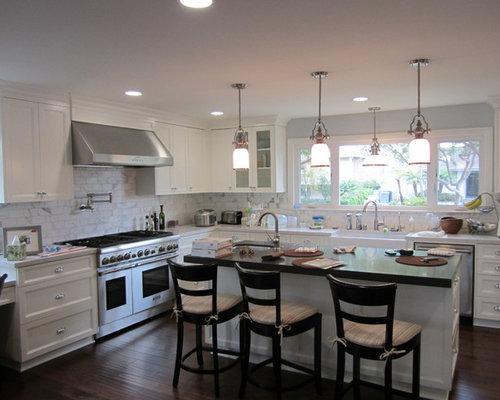 Torrance Transitional Kitchen Remodel